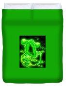 Lovehoney In Green Start Up Duvet Cover