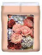 Lovely Flowers Duvet Cover