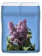 Lovely In Lilac Duvet Cover