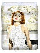 Lovely Rita Duvet Cover