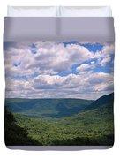 Loving The Laurel Highlands Duvet Cover