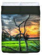 Lowcountry Charm Duvet Cover