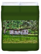 Lowcountry Heritage Duvet Cover