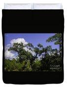 Lowcountry Life Oaks Duvet Cover