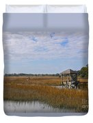 Lowcountry Playground Duvet Cover