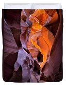 Lower Antelope Glow Duvet Cover
