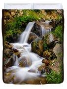 Lower Bridal Veil Falls 4 Duvet Cover