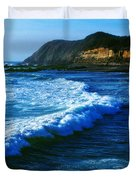 Lower Oregon Coast 2m Duvet Cover