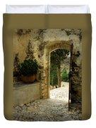 Lower Preveli Monastery Crete 3 Duvet Cover