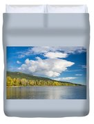 Lower Saint Mary Lake 1 Duvet Cover