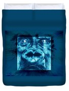 Lowland Gorilla Duvet Cover