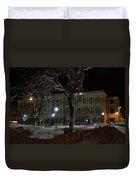 Lowville Academy Duvet Cover