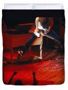 Ls #17 Crop 2 Duvet Cover