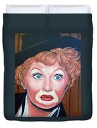 Lucille Ball Duvet Cover