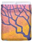 Luminous Daybreak Duvet Cover
