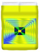 Luminous Energy 18 Duvet Cover