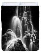 Luminous Waters I Duvet Cover