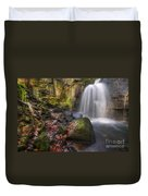 Lumsdale Falls 2.0 Duvet Cover