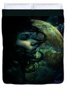 Lunar Child Duvet Cover
