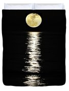 Lunar Lane Duvet Cover by Al Powell Photography USA