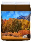 Lundy's Fall Show Duvet Cover