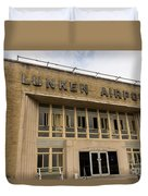 Lunken Airport In Cincinnati Ohio Duvet Cover