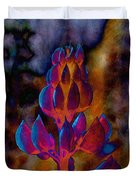 Lupin Glow Duvet Cover