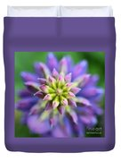 Lupine - Top Down Duvet Cover