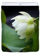 Luscious Lotus Duvet Cover