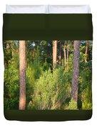 Lush Forest Duvet Cover
