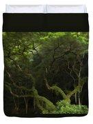 Lush Green Duvet Cover