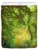 Luss Waters Duvet Cover