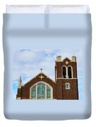 Lutheran Church Duvet Cover