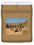 Luxor Egypt Duvet Cover
