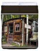 Luxury Ski Lodge In Telluride Co Dsc07461 Duvet Cover