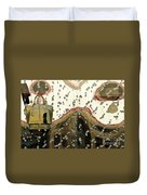 Lv Gold Bag 03 Duvet Cover