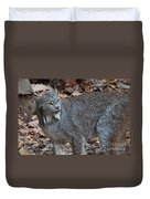 Lynx Eyes Duvet Cover