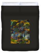 Intuitive Painting  609 Duvet Cover
