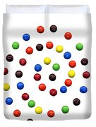 M And M 1 Duvet Cover