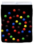 M And M 3 Duvet Cover