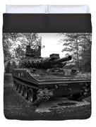 M551a1 Sheridan Tank Duvet Cover