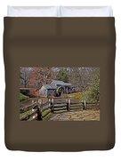 Mabry Mill 2 Duvet Cover