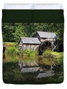 Mabry Mill Duvet Cover