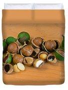 Macadamia Nuts Duvet Cover