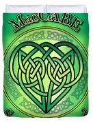 Maccabe Soul Of Ireland Duvet Cover