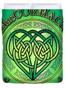 Maccormack Soul Of Ireland Duvet Cover