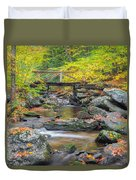 Macedonia Brook Square Duvet Cover