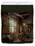 Machinist - Industrial Revolution Duvet Cover