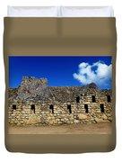 Machu Picchu Peru 13 Duvet Cover