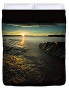 Mackenzie Point September Sunrize Duvet Cover